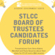 STLCC Board of Trustees Candidate Forum