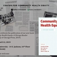 Community Health Equity: A Chicago Reader - Book Launch