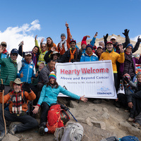 Above + Beyond Cancer Journey to Tibet