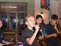 Jazz at the Piazza