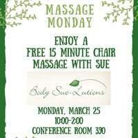 March Massage Monday