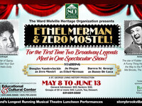 Ethel Merman & Zero Mostel