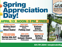 Spring Appreciation Day!