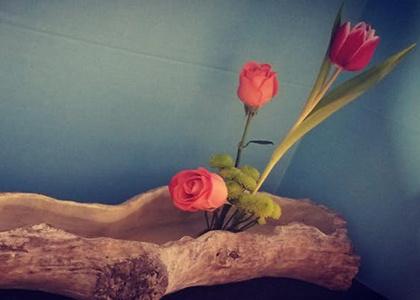 Apr 20, 2019: Ikebana: Friendship through Flowers at Brian C. Nevin Welcome Center