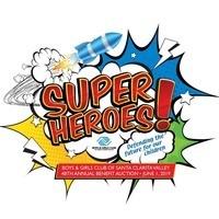 "The Boys & Girls Club 48th Annual Auction 'Superheroes"""