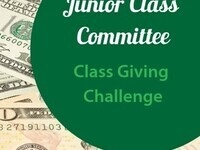 Class Giving Challenge Tabling