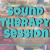 Sound Therapy Session