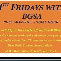 4th Fridays with BGSA