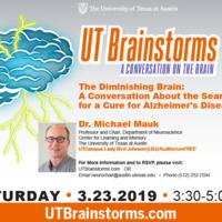 Department of Neuroscience presents: UT Brainstorms