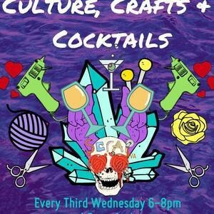Culture, Crafts and Cocktails