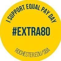 Equal Pay Day at the Flaum Atrium