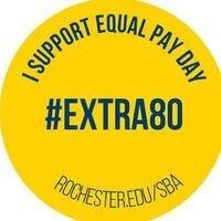Equal Pay Day at Strong Memorial Hospital