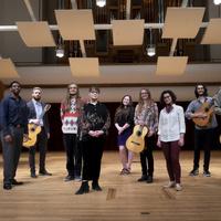 University Guitar Studio Recital