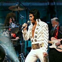 """ From Memphis to Vegas"" and Gospel Elvis Style"
