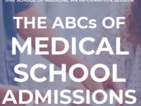 The ABCs of Medical School Admissions