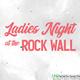 Ladies Night at the Rock Wall