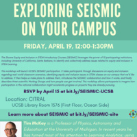 Exploring SEISMIC on Your Campus