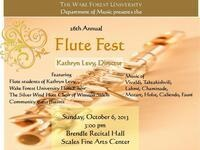 26th Annual Flute Fest