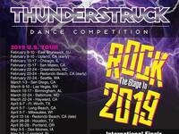 Thunderstruck Dance Competition 2019
