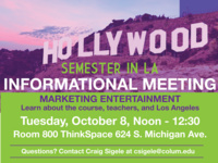 Semester In LA Informational Meeting