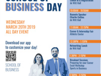 School of Business Day