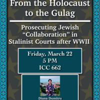 "From the Holocaust to the Gulag: Prosecuting Jewish ""Collaboration"" in Stalinist Courts after WWII"