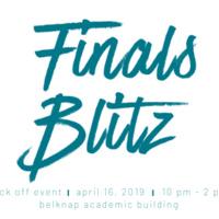 Finals Blitz Kick Off