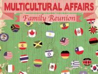 Multicultural Affairs Family Reunion