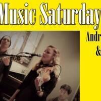Live Music w/ Andrea Hammond & Rob Lawson