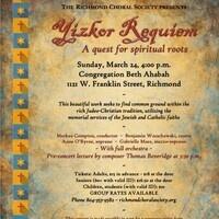 Yizkor Requiem – a Quest for Spiritual Roots
