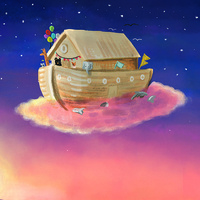 """""""Great Big Ark in the Sky!"""" Book Launch"""
