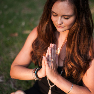 Candlelit Meditation + Yin Flow for Earth Hour