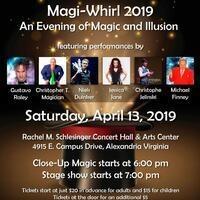 International Brotherhood of Magicians Magi-Whirl 2019