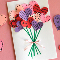Mother's Day Card Making