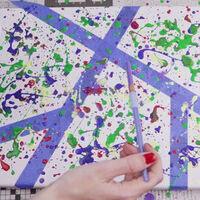 Splatter Painting