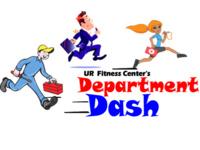 UR Fitness Center's Department Dash