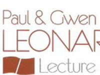 """Charles Mills on """"Racial Justice"""" -  Paul and Gwen Leonard Ethics and Politics Lecture"""