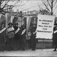 A Nursery for Militant Suffragists: The History of the Women's Suffrage Movement at Goucher College