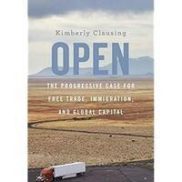"""Meet with Professor Kimberly Clausing to discuss her new book """"Open"""""""