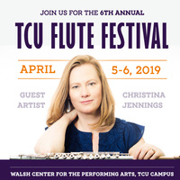 TCU Flute Festival 2019