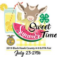 2019 Black Hawk County 4-H and FFA Fair!