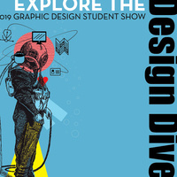 2019 Graphic Design Student Show