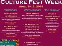 Culture Fest Week
