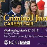 2019 Criminal Justice Career Fair