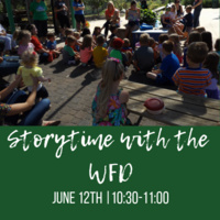 Storytime with the Waterloo Fire Department