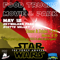 Food Trucks & Free Movie in the Park