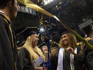 Commencement: Undergraduate Ceremony