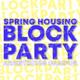 University Housing Spring Block Party