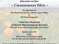 Chardonnay Fête 2019