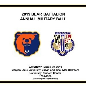 2019 Bear Battalion Annual Military Ball